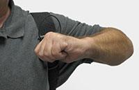 Shoulder D-Ring Position