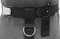 Rear D-Ring Position
