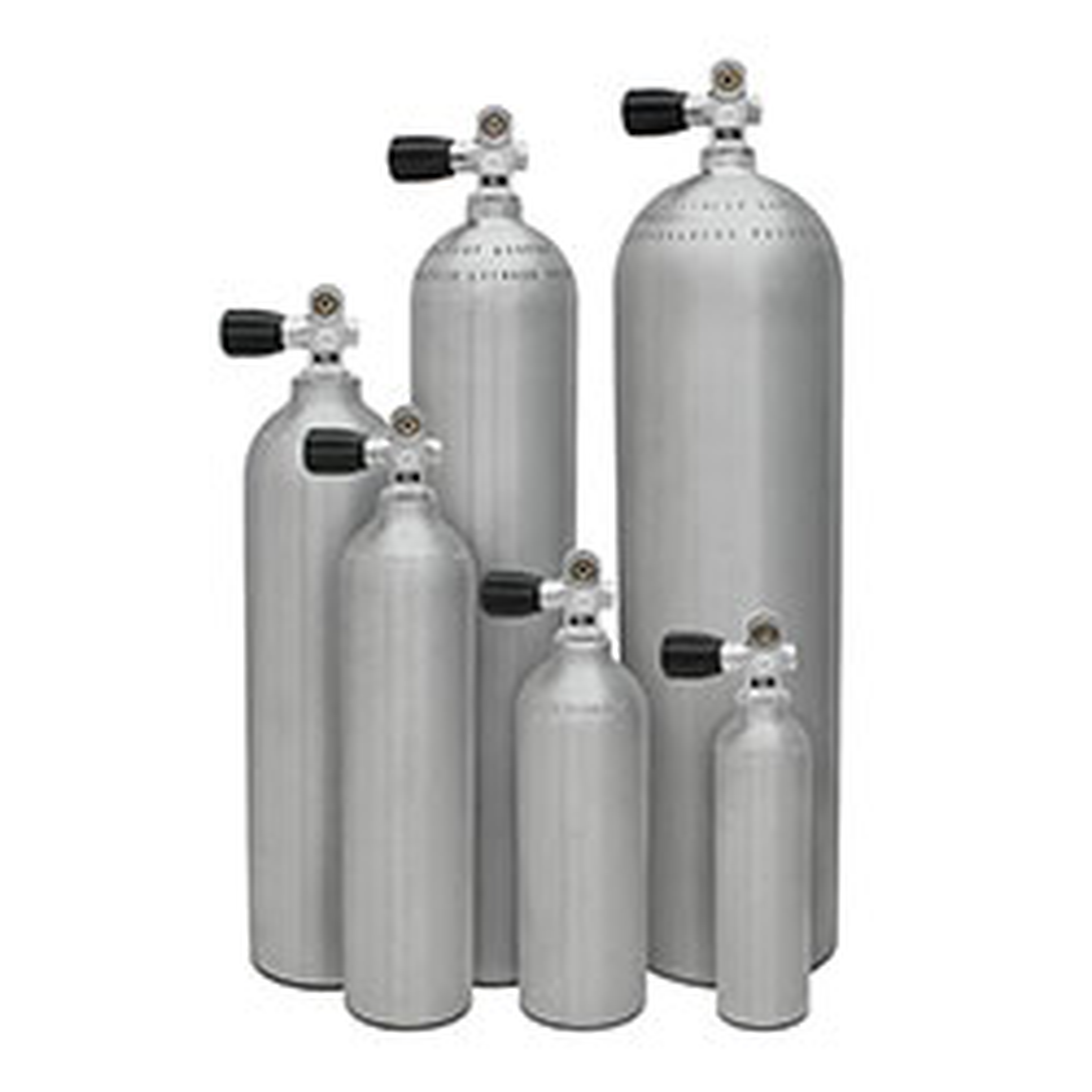 Aluminum Tanks (Cylinders)