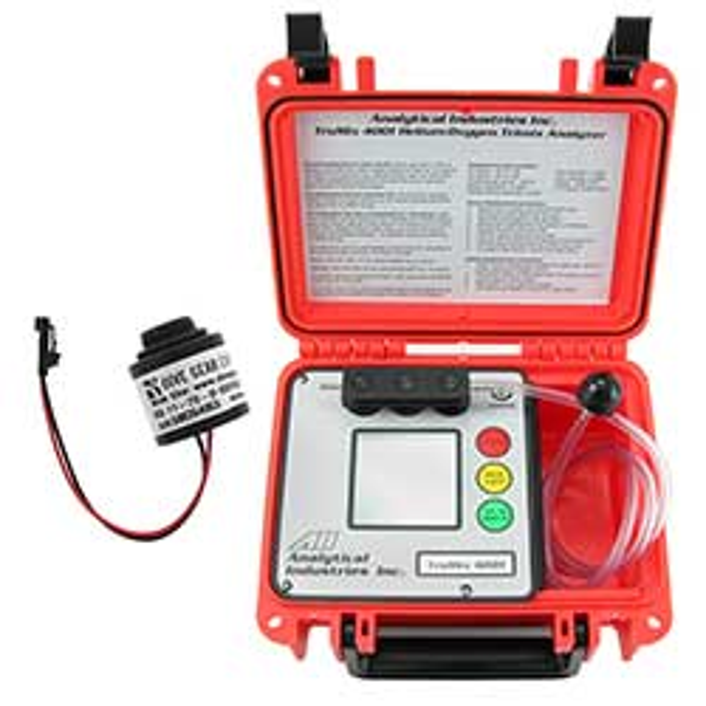 Gas Analyzers - O2 Sensors