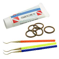 O-Rings - Lubricant - Tools