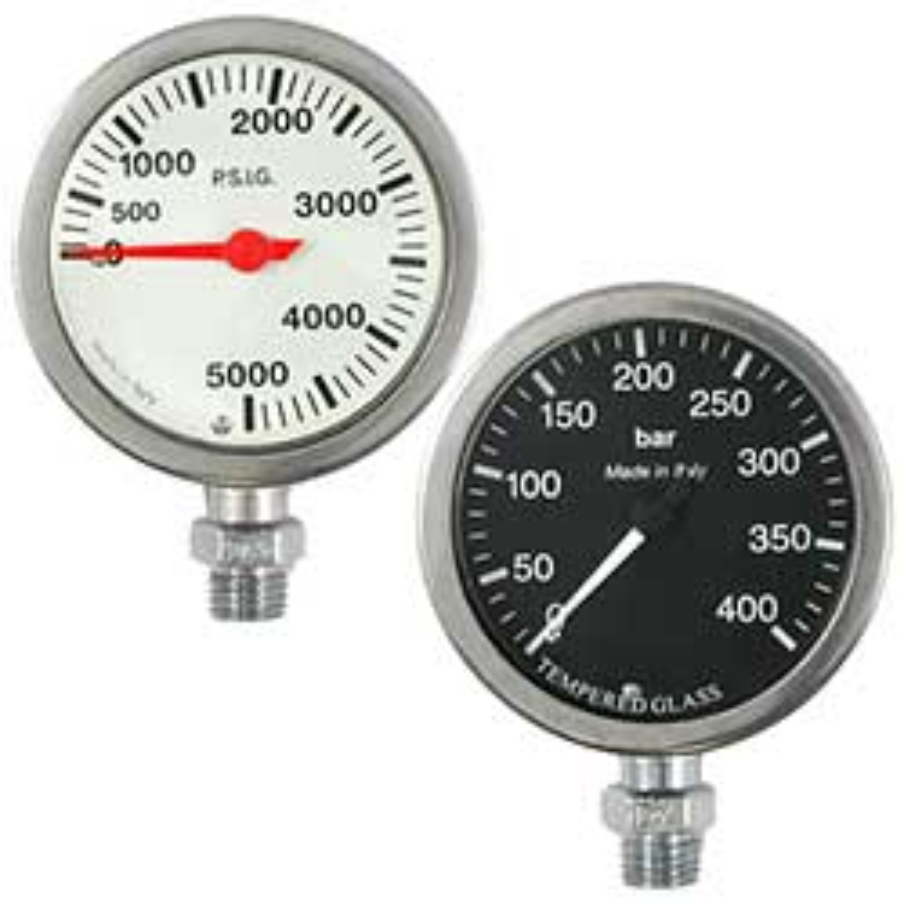 Pressure Gauges (SPG)