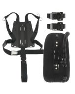 DGX Singles Harness and Wing Package with AL Backplate