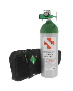 Large Cylinder and Carrying Bag