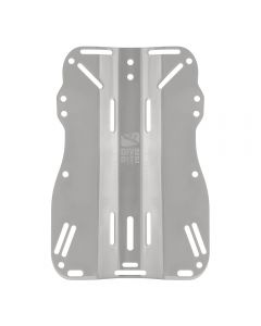 Dive Rite XT Backplate - Stainless (2021 Model)
