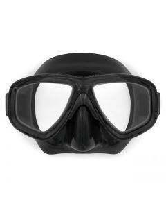 Mask with Vision Correcting Lenses