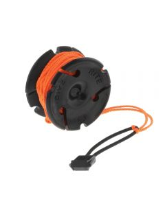 Cookie Spool with Hose Clip Retainer