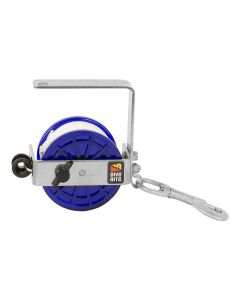 Dive Rite Safety Classic Reel w/ 140 ft White Line