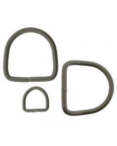 OMS Anodized Aluminum D-Rings