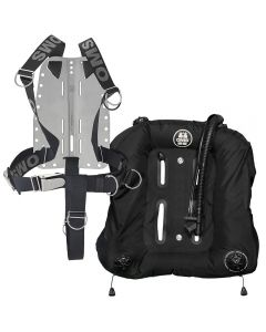 S/S Harness & Backplate with Deep Ocean 2.0 Wing