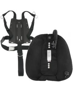 DGX Doubles Harness and Wing Package with AL Backplate