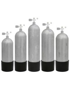 High Pressure Steel Cylinders Size Options