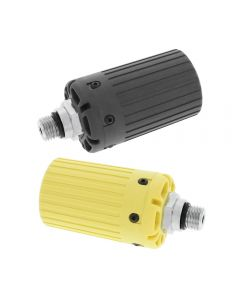 SR HP Wireless Grey and Yellow Transmitters