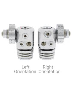 Left and Right Orientation of 1st Stages