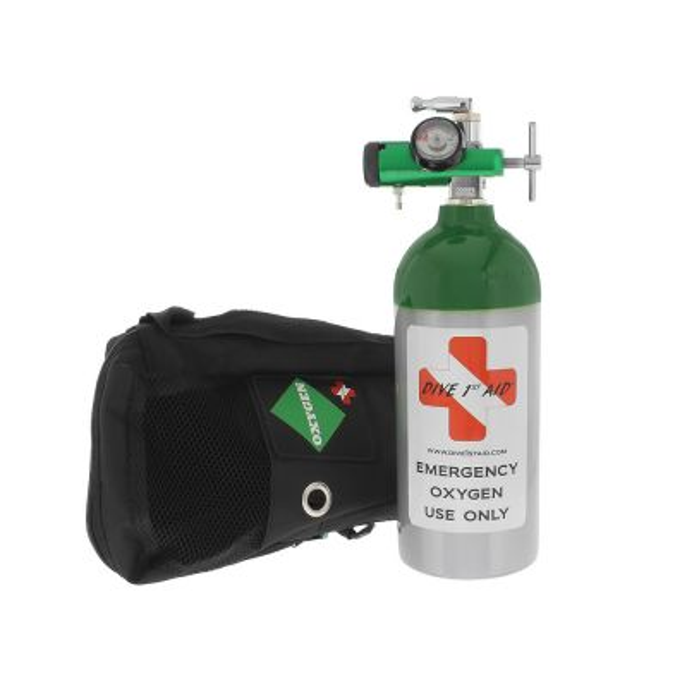 Medium Cylinder and Storage Bag
