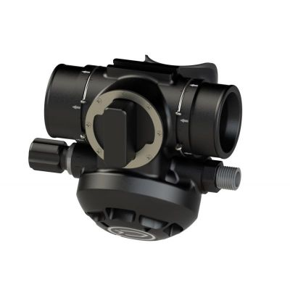 Divesoft BOV with hose nipples for rEvo or SF2