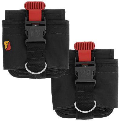 Dive Rite Quick Buckle Weight System {32 lb | 14.5 kg}