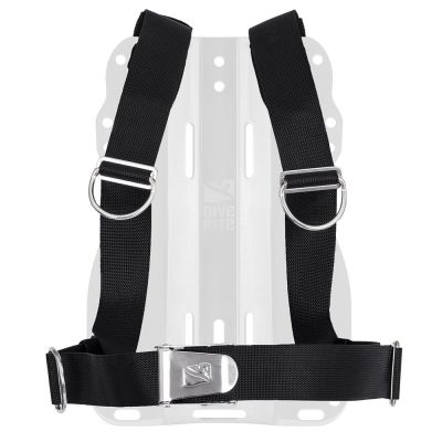 Dive Rite Basic Harness for Backplate