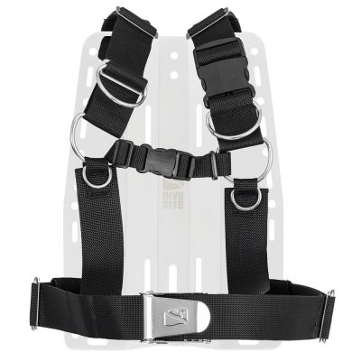 Dive Rite Deluxe Harness, with Shoulder Slide-Release