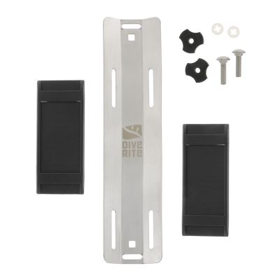 DR Single Tank Adapter with 2 Pads and Hardware