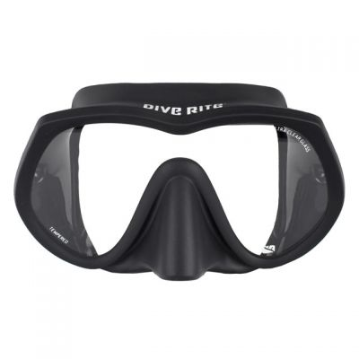 Dive Rite ES155 UltraClear Frameless Mask