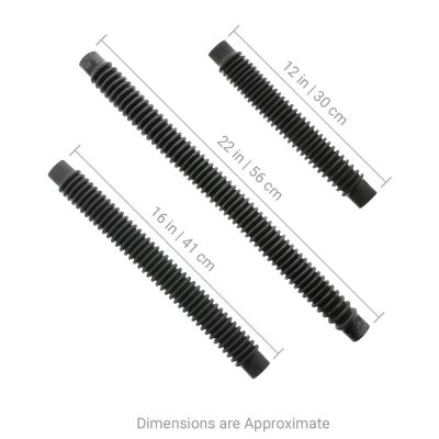 Length Options - Dimensions are Approximate