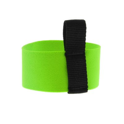 DGX Elastic Hose Retainer - Small WIDE GREEN for 5-inch cylinder