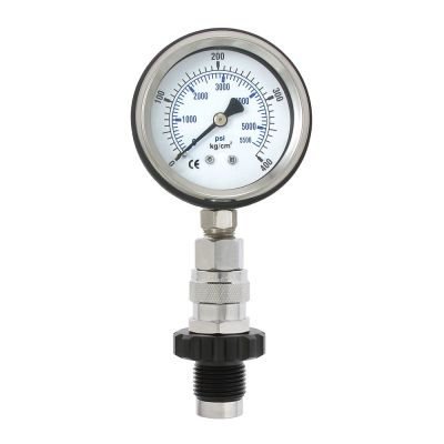 Accurate Cylinder Pressure Checker