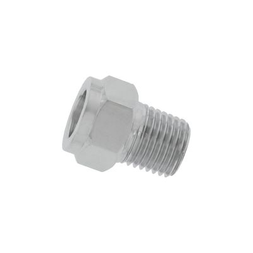 DGX Adapter: 1/4-Inch NPT Male = 3/8-Inch F