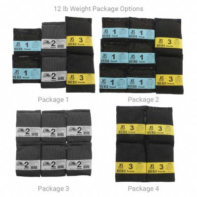 12 lb Soft Weight Package Options