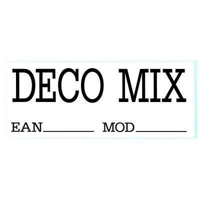 Deco Mix Decal