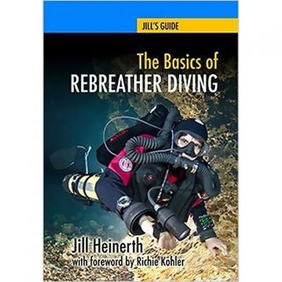 Rebreather Diving - Front Cover