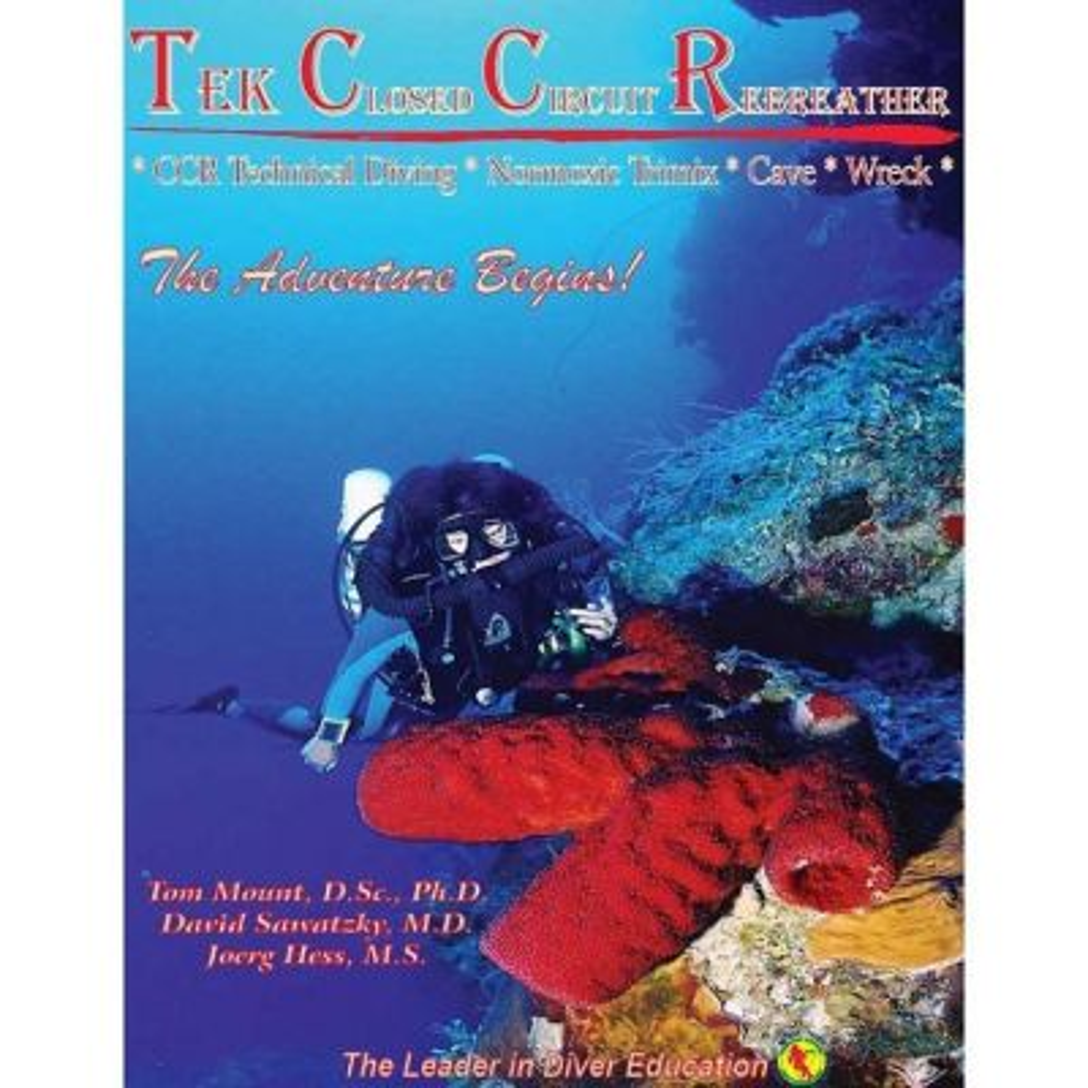 IANTD Tek CCR Diver Manual