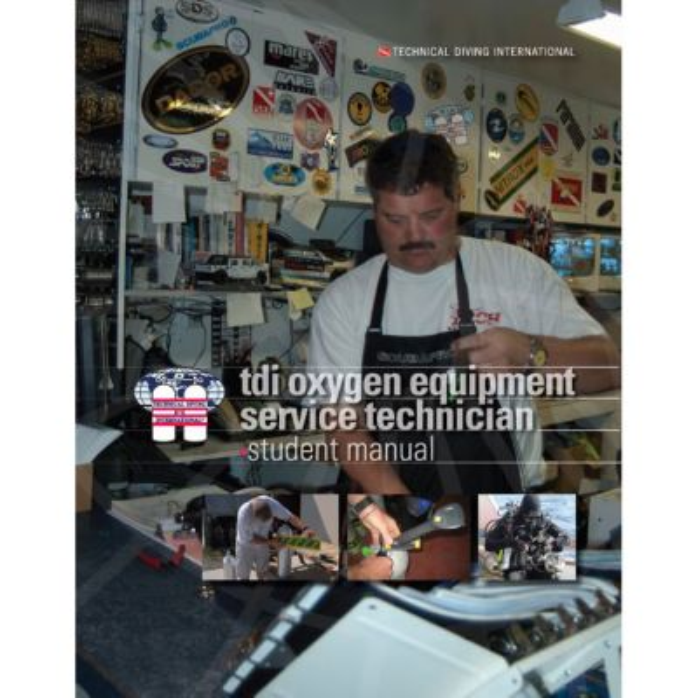 TDI Equipment Service Technician