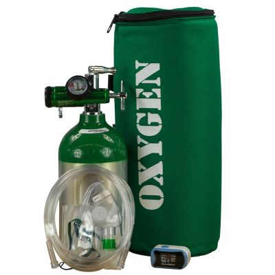 Dive 1st Aid Oxygen Rescue Kit (Small Cylinder)