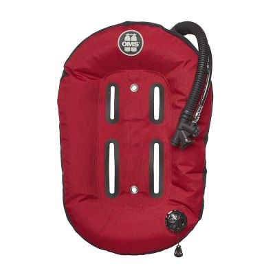 27lb Red/Black Performance Mono Traveler Wing - Front