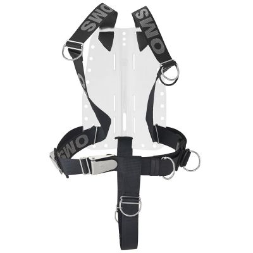 SmartStream Harness & Crotch Strap w/ SS Hardware