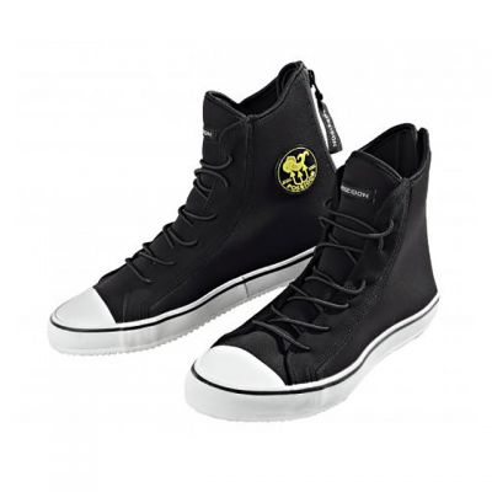 Poseidon One Shoe Black and White - Euro Size 44