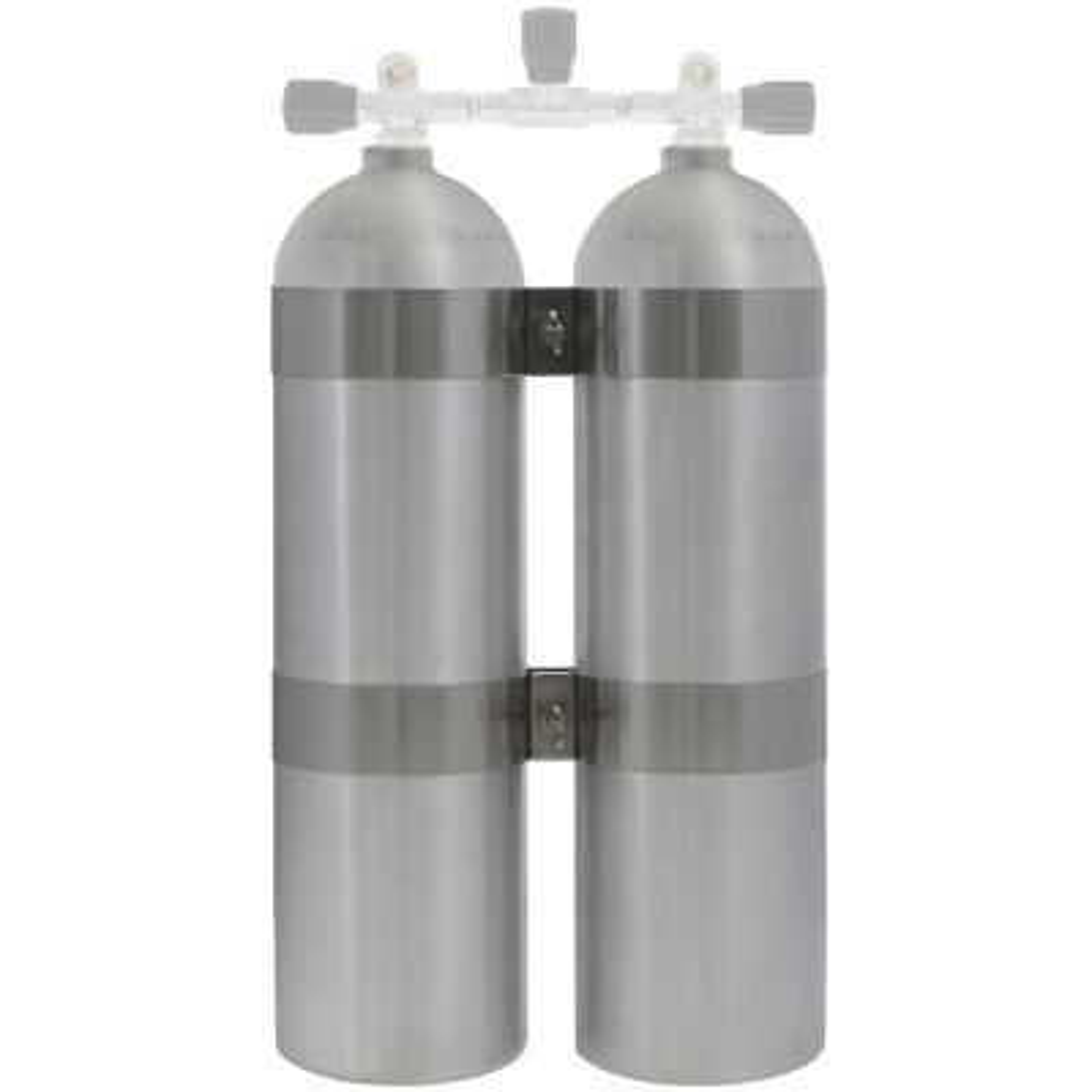 DGX Custom - Aluminum 80 Doubles Package