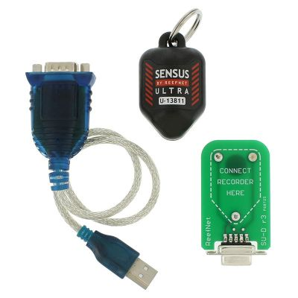 Sensus Ultra Black Data Recorder - Complete Kit