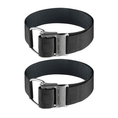 Mares XR Tank Straps w/SS Cam Buckle (PAIR)